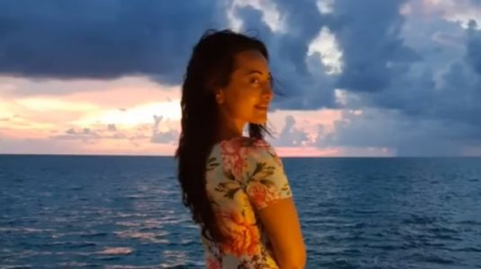 Sonakshi Sinha in bikini is a mermaid in this dreamy photo from Maldives