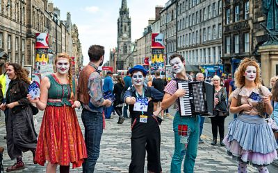 Deuchars, drag acts and destitute artists: a postcard from Edinburgh Festival