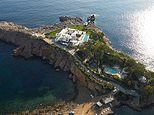 This secret island in Ibiza can be ALL YOURS. for £192,760 a week