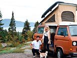 Lietco couple reveal their van life on the open road