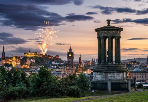 Everyone should spend New Year in Edinburgh at least once in their life - here's why