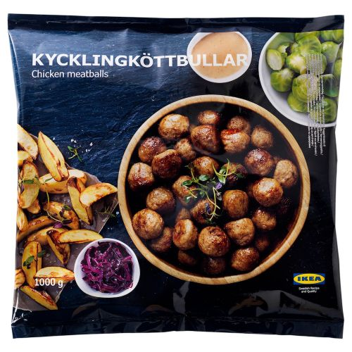 Ikea's Best Packaged And Frozen Foods