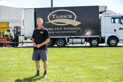 How Turk's Poultry farmers are taking steps to look after the environment and workers' well-being