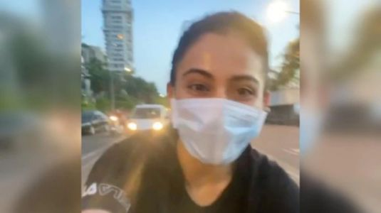 Rakul Preet marvels at the beauty of nature while cycling: This is so much fun