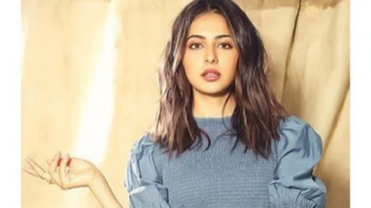 World Health Day: Rakul Preet urges fans to eat right, think positive and live happily