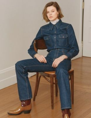 The Canadian tuxedo should be your go-to look for