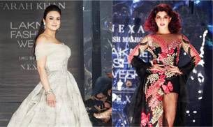 Sunny Leone to Jacqueline Fernandez: Presenting the celebrities who walked the ramp at LFW17