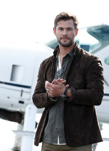Happy 37th birthday, Chris Hemsworth! His life and career in photos