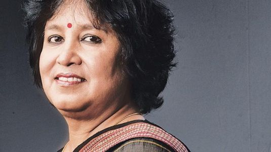 Taslima Nasrin shares anecdotes from her life in Bangladesh and the threats thereafter