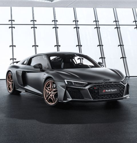 Audi celebrates a decade of V10s with the ultra-exclusive R8 V10 Decennium