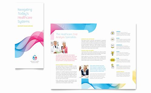 30 Unique Tri Fold Brochure Template Word Images