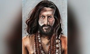 Yoga guru Bharat Thakur's art is all about the magnificence of nothingness and a tribute to aghoris