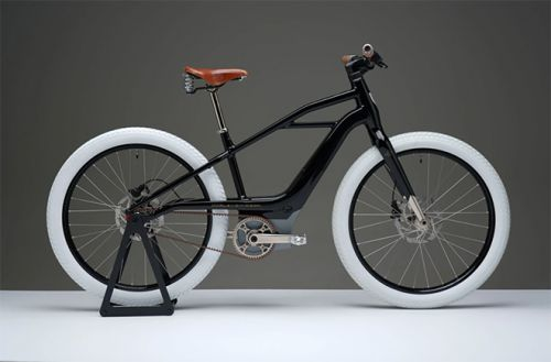 Harley-Davidson Has Once Again Changed The Way The World Moves With Serial 1 Cycles