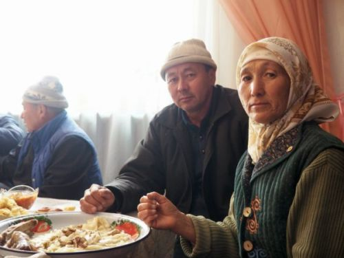 Understanding Identity and Kyrgyz Cultural Values Through Food