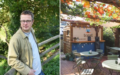 Catch of the day: Hugh Fearnley-Whittingstall's guide to fishing, foraging and eating out in Devon