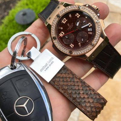 Michaellouisny: Hublot x Mercedes x Michael Louis