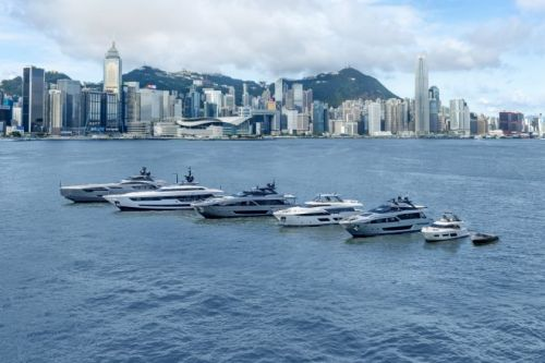 Ferretti Group Sells 12 Yachts in Asia-Pacific in Record Year