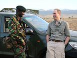 Secrets of the William and Harry's African sanctuary