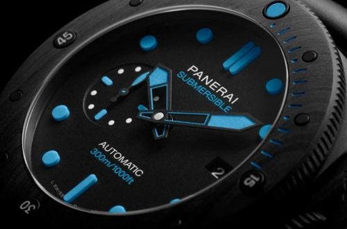 Here are the three adventure-driven Panerai Submersible limited editions