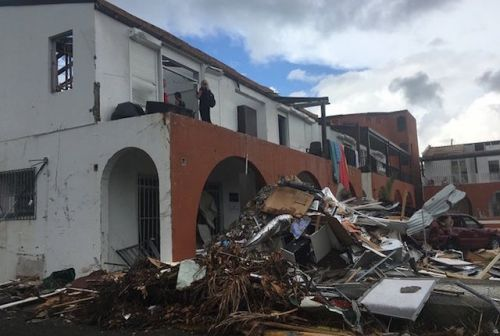 I Had Just Arrived in Paradise When Hurricane Irma Hit. What Happened Next Surprised Me