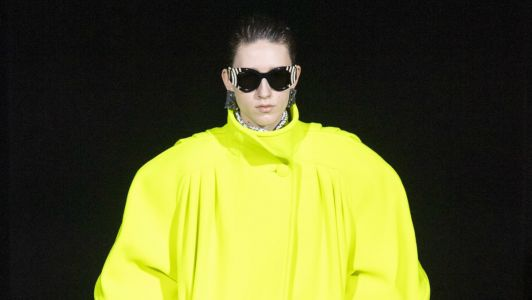 There's Something for Everyone in Balenciaga's Fall 2019 Collection