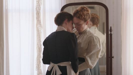 Chloë Sevigny Brought Her Own Vintage 19th-Century Dresses to Wear in 'Lizzie'