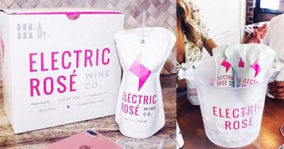 You can now drink rosé from Capri Sun-like cartons and life is good again