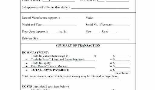 30 Inspirational Car Loan Agreement Template Pdf Pictures