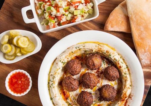 Must-tries at Hummus Boutique, a new vegetarian spot you'll love