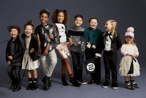 Boy with Down's Syndrome is the new star of River Island's kids' range