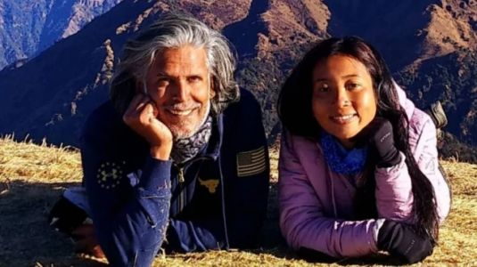 Ankita Konwar runs on her favourite route despite tired legs. Milind Soman reacts
