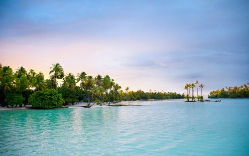 From Tahiti to Fiji: A 2,000-mile voyage in paradise