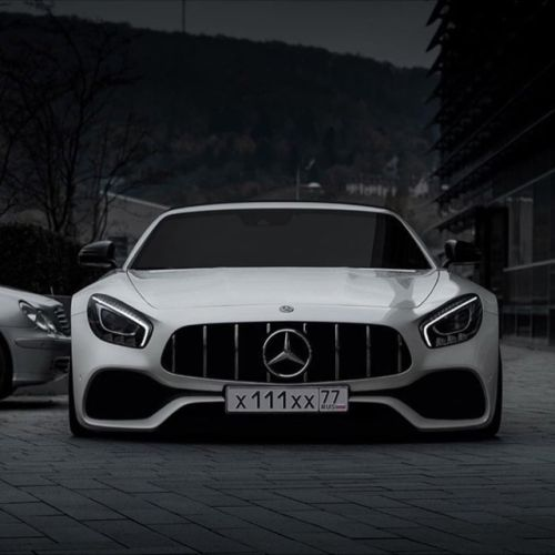 Dreamer-garage: Mercedes-Benz AMG GTC by bornwithcamera via