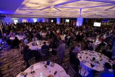 Eight awesome things that happened at the 2018 RCGS Fellows Dinner