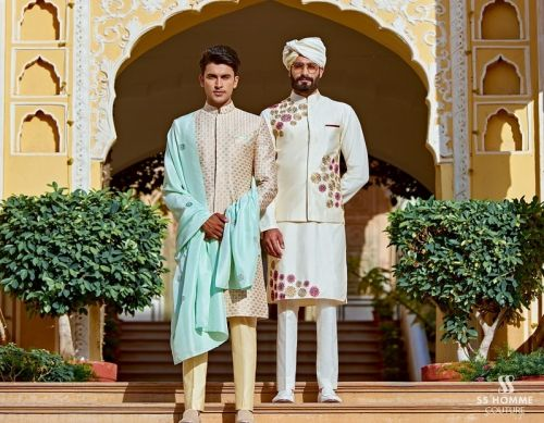 Five sherwani labels for modern day grooms that are all about style and sophistication