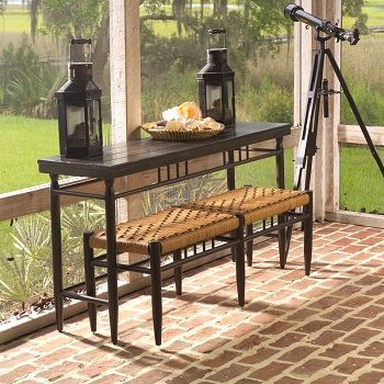 46 Beautiful Outdoor Console Table with Storage Pictures
