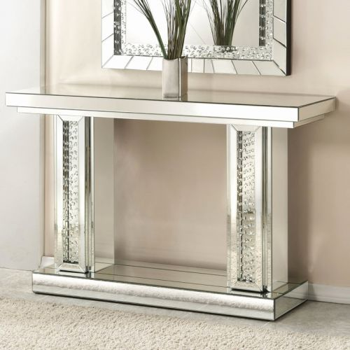 49 Fresh Small Mirrored Console Table Pictures