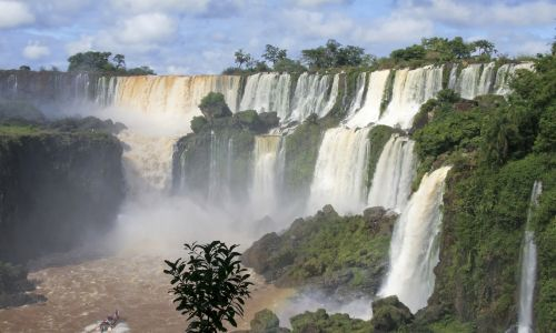 Bordering on the wild: Beyond Argentina's Iguazú Falls