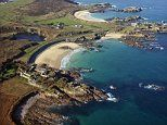 How the tiny Channel Island Alderney has a big history