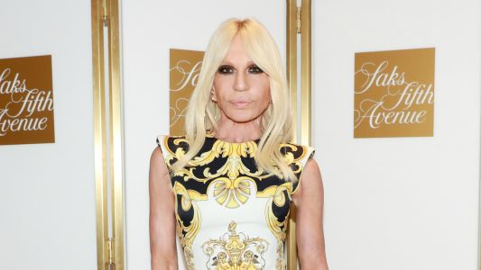 Donatella Versace Opens up About Her Spring 2018 Tribute Collection