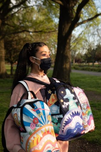 Sprayground 2020 Back To School Bag And Mask Collection