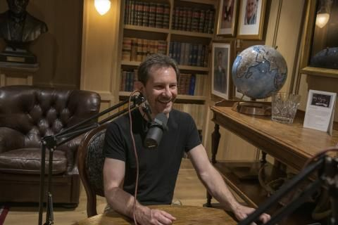 Explore: A Canadian Geographic podcast - Episode 7: George Kourounis