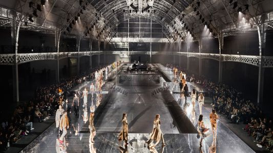 Burberry's FW20 runway show was entirely carbon neutral
