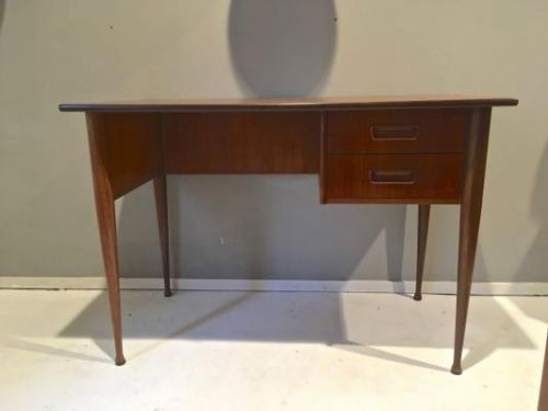 30 Lovely Mid Century Writing Desk Pics