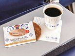 United Airlines angers passengers by taking stroopwafels off the menu