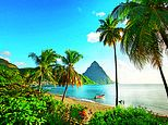 From lush landscapes and five-star dinners to wild street parties, St Lucia you really are divine!