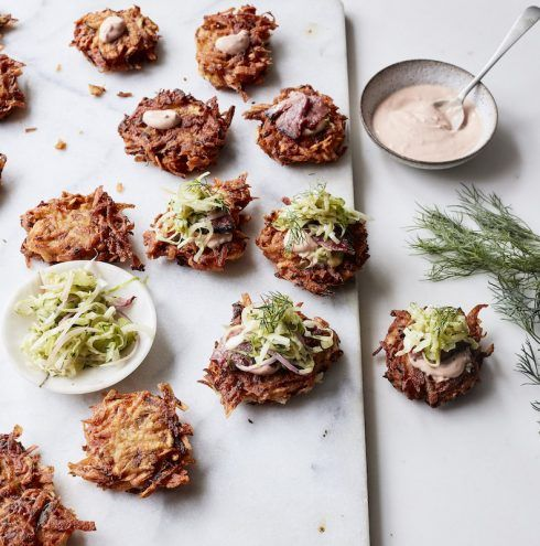 The Ultimate Way To Eat Potato Latkes