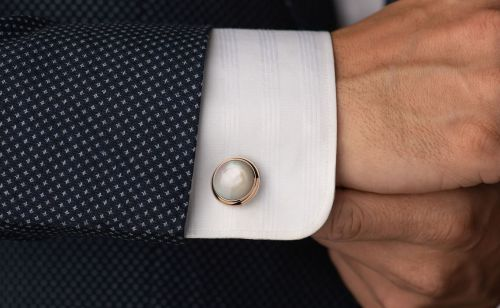 10 designer cufflinks to snazz up your sleeves this season