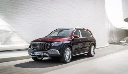 Mercedes-Maybach dips into the luxury SUV market with its ultra-plush GLS 600