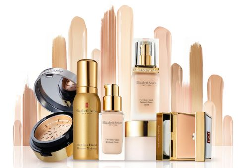 Free yourself of foundation dilemmas: Win a year's supply of Elizabeth Arden